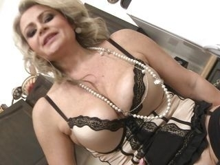 busty mature is hungry for cock